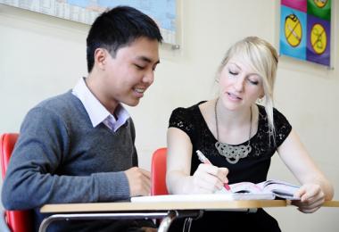 Giáo viên dạy kèm tiếng Anh tại Vũng Tàu