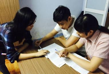 Gia sư môn tiếng Anh tại nhà Vũng Tàu